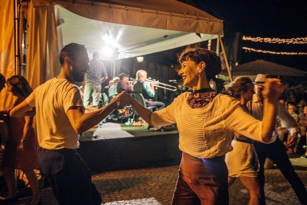 Savoy Swing Francesca De Vita Swing Roma