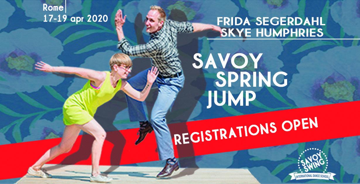 SAVOY SPRING JUMP SWING ROME