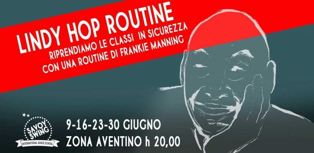 corso dedicato a FRANKIE MANNING Francesca De Vita Swing Roma