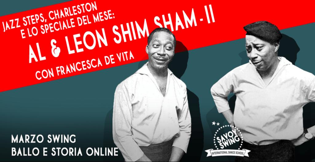 Per tutto il mese di Marzo lo speciale: AL & LEON SHIM SHAM ⭐⭐